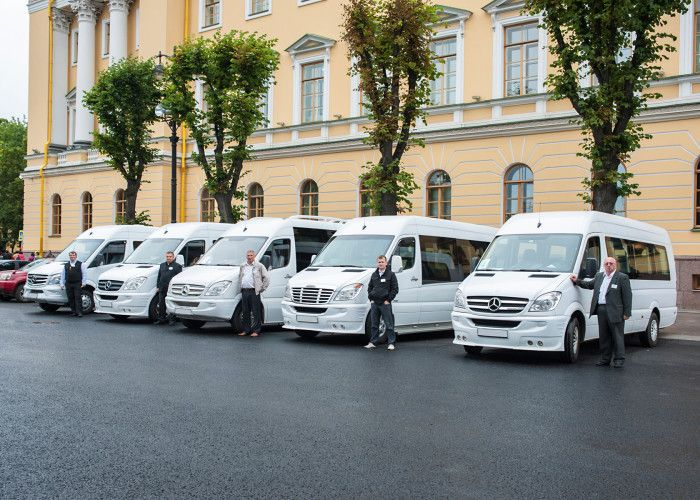 Аренда микроавтобусов VIP