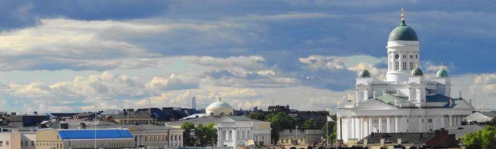 В Хельсинки из Санкт-Петербурга