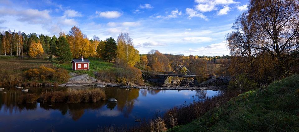 Финляндия на 1 день