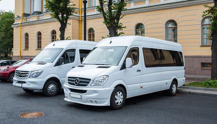 Микроавтобус на 1 день в Финляндию