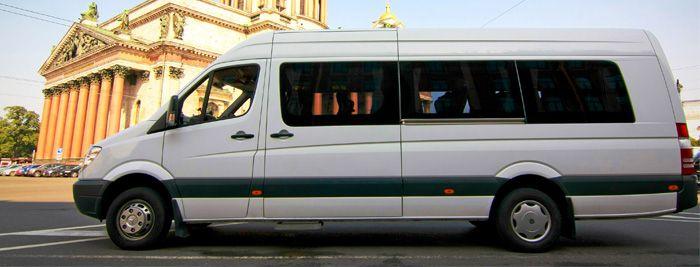 Микроавтобус в Лаппеенранту