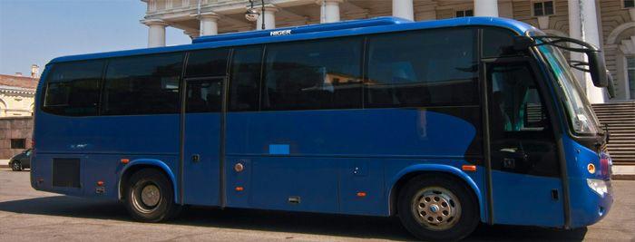 Автобусы на свадьбу недорогие в спб